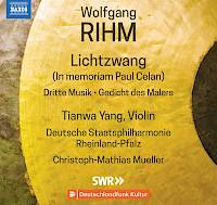 Wolfgang Rihm: Works for Violin and Orchestra