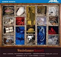 Kenneth Hesketh: Wunderkammer(konzert) - Orchestral Works